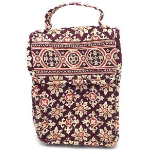 """Vera Bradley Medallion """"Out to Lunch"""" Quilted Bag"""
